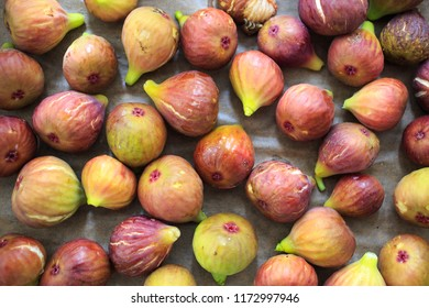 natural home garden figs drying