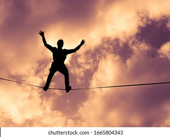 natural-image-silhouette-tightrope-acrob