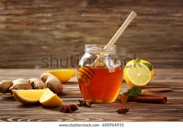 honey tea