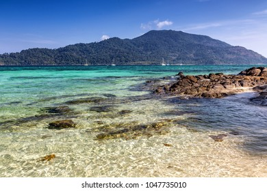Natural Island in Southern of Thailand ,Lipe