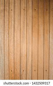 Natural light brown wood background sheet