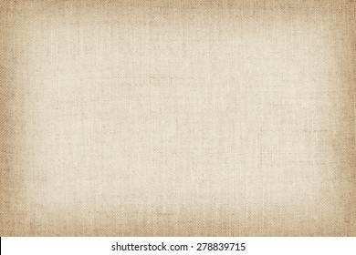 natural linen texture for the background.
