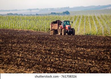 natural manure agro bio fertilization