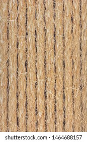 Natural material background (sisal ropes)