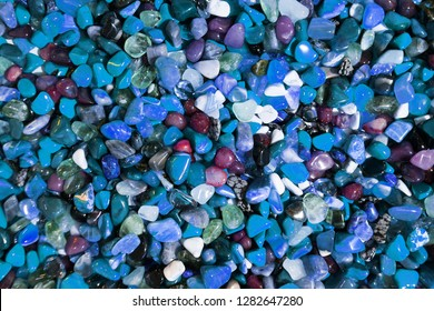 natural mineral gems as very nice natural background