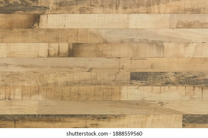 Natural modern wood abstract pattern textured background. Top view of wood table and floor pan. For design and decoration blank for text with copy space.