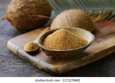 natural organic coconut sugar