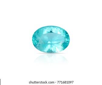 Natural Paraiba Tourmaline gemstone