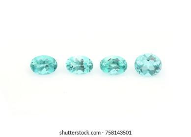 Natural Paraiba Tourmaline gemstones