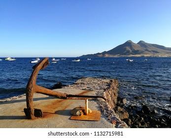 natural park of Cabo de Gata, Almería