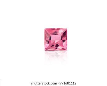 Natural Pink Tourmaline gemstone