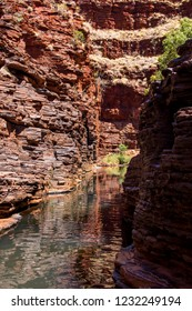 Natural Pool in Karijini National Park