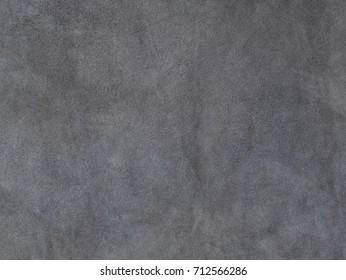 Natural, real light grey suede texture