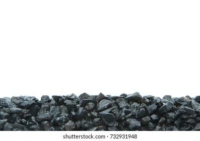 Natural river pebble stones for decoration aquarium fish tank