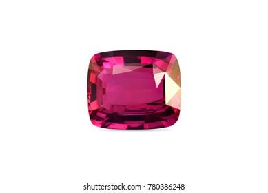 Natural Ruby gemstone
