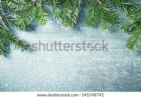 natural rustic christmas decoration on a wooden background rustic christmas background seen from - Rustic Christmas Background
