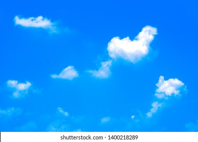 Natural sky background, beautiful color