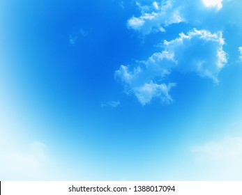 Natural sky background texture, beautiful color