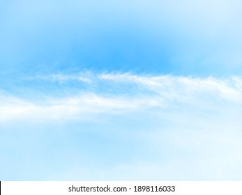 Natural sky beautiful blue and white texture background
