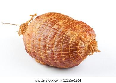 Natural smoked ham