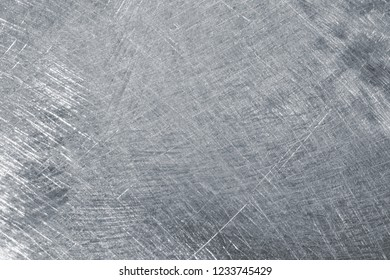 Natural stainless steel texture