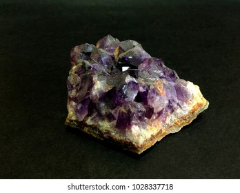 Natural stone Amethyst Cluster