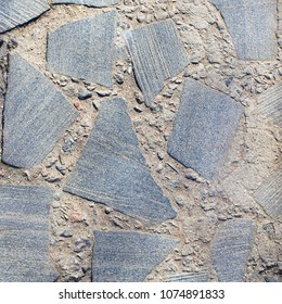 Natural stone background texture / Close up