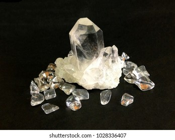 Natural Stone Crystal Cluster
