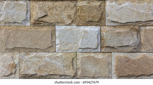 natural stone facade, wall tiles texture