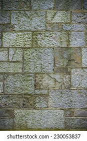Natural stone wall background