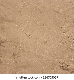Natural texture of sand. Photo background