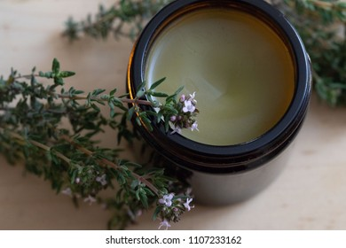 natural thyme ointment