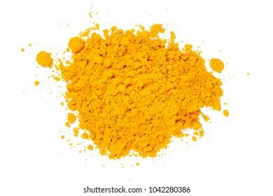 Natural turmeric spice (curcumin - (Curcuma longa)