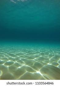 natural underwater background