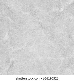 Natural vintage soft white suede texture
