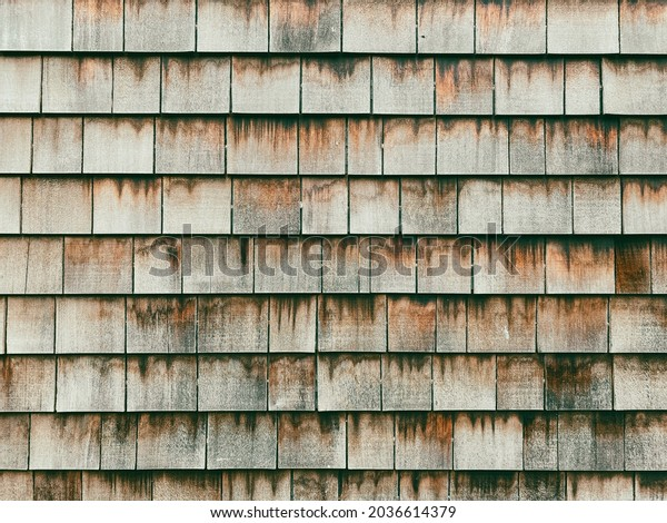 natural weathered pine wood siding building wall structure