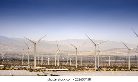 Natural Wind Energy, Palm Springs,CA,USA