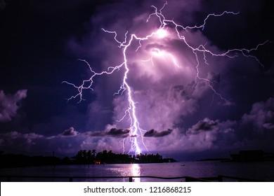 natural wonder catatumbo lightning