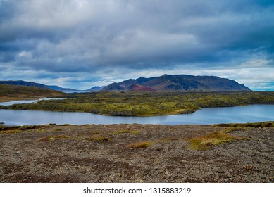 Natural wonders and colors of beautiful Iceland