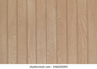 Natural wood planks background with tongue and groove