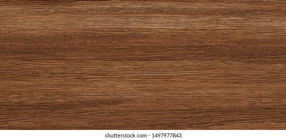 Natural wood texture background, wood planks. Grunge wood, Dark brown painted wooden wall pattern, Super long walnut planks texture background. It can be used for interior-exterior home decoration.