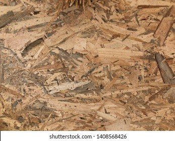 Natural wood texture made from sliver