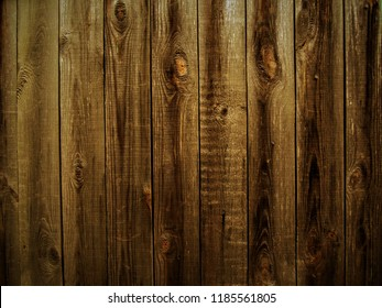 natural wood vertical slats