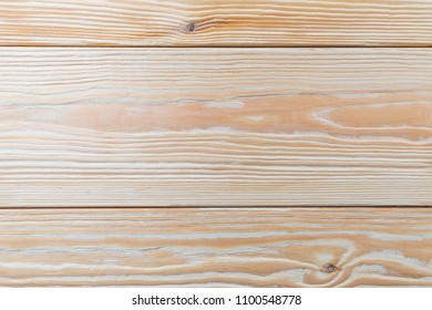 Natural wooden background. Wooden boards close-up view. Wood texture.