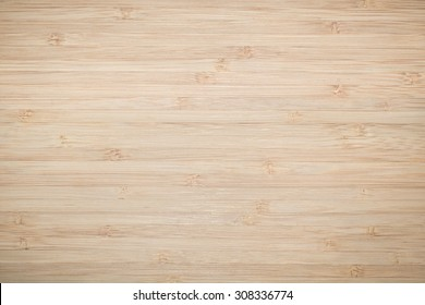 Natural Wooden Desk Texture, Top View
