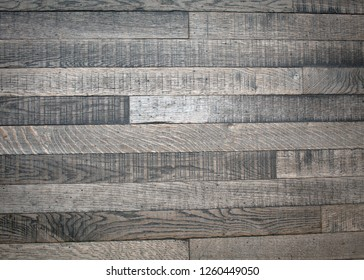 Natural wooden slats background, with old textured wood