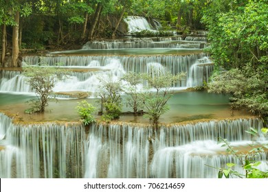 Nature, forests and beautiful waterfalls.