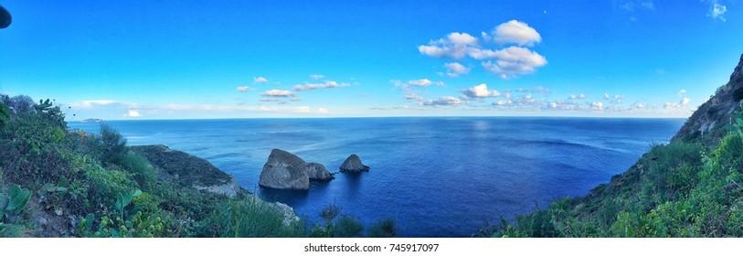 Nature in Italian island