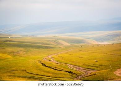 nature, landscape, beauty, Kazakhstan, national park