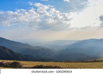 Nature landscape in kerala